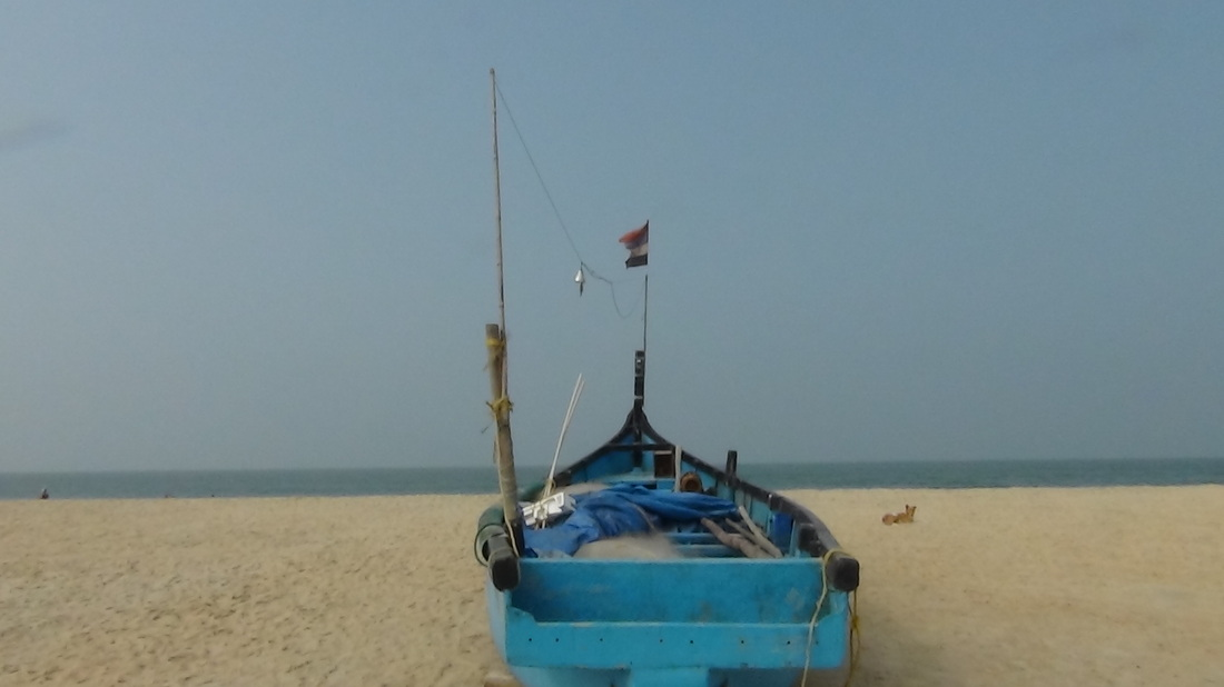 Zalor beach, south Goa